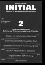 Umstrittene Geschichte. Beiträge zur Vereinigungsdebatte der Historiker