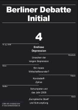 Endlose Depression