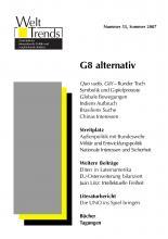 G8 alternativ