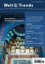 Zentralasien – 25 Jahre Unabhängigkeit
