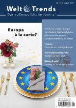 Europa à la carte WeltTrends 130