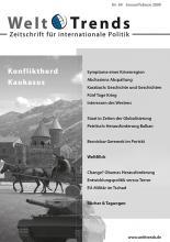 Konfliktherd Kaukasus