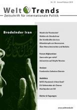 Brodelnder Iran