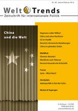 China und die Welt