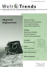 Abgrund Afghanistan
