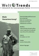 Deutsche Außenpolitik kontrovers