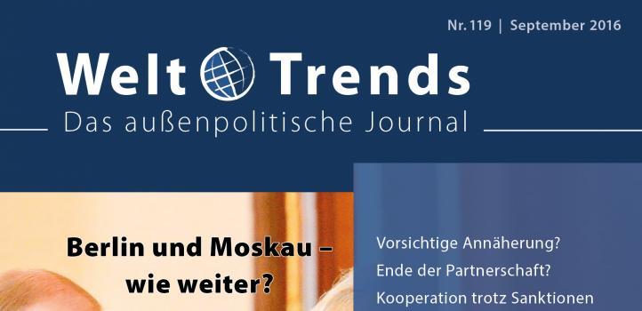 Berlin und Moskau – wie weiter?