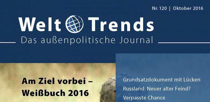 Am Ziel vorbei – Weißbuch 2016